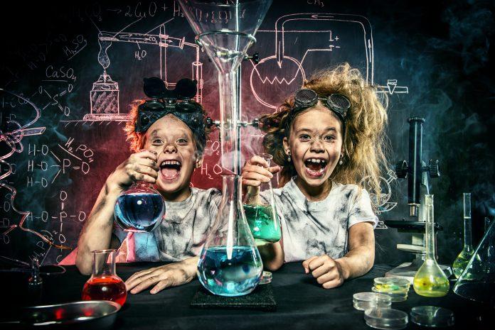 dzieci ekstremalne eksperymenty