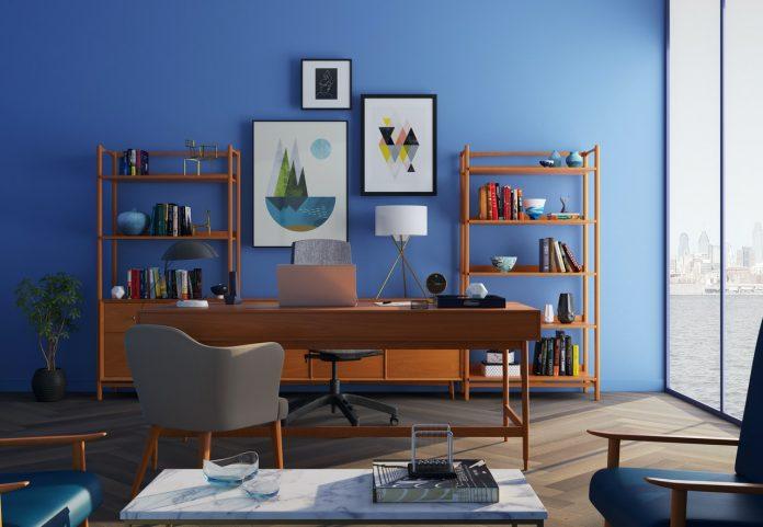 home office przestrzeń biurowa