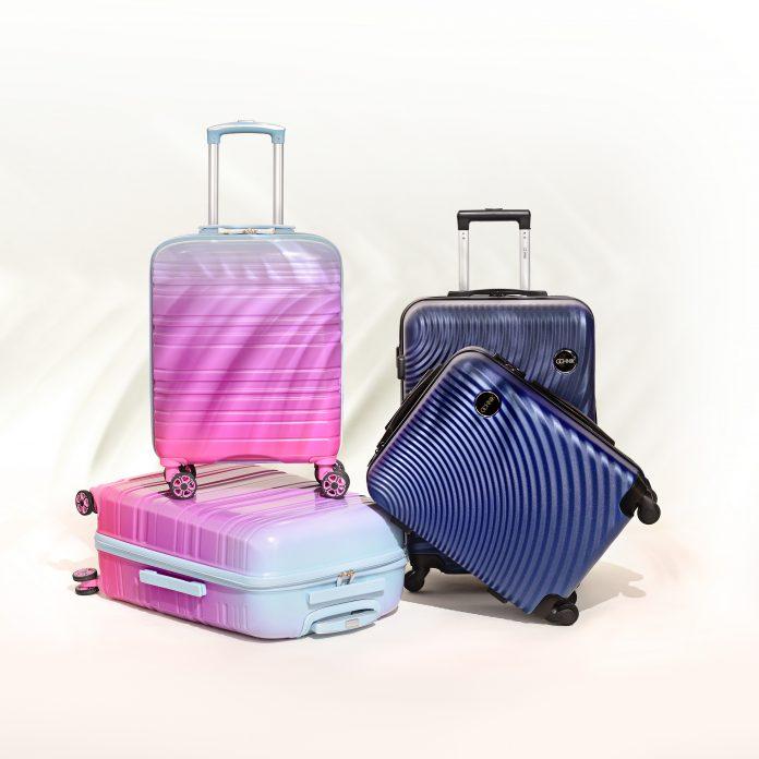 zestaw walizek