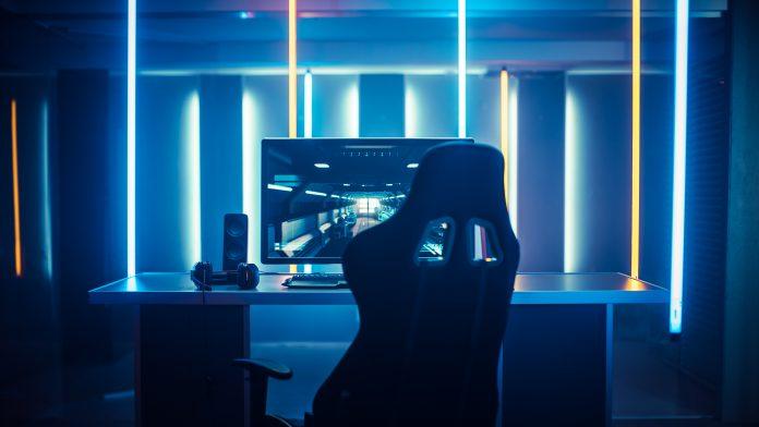 pokój gracza gaming