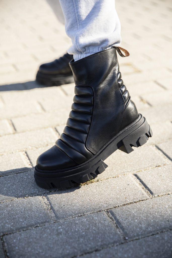 ciężkie buty damskie