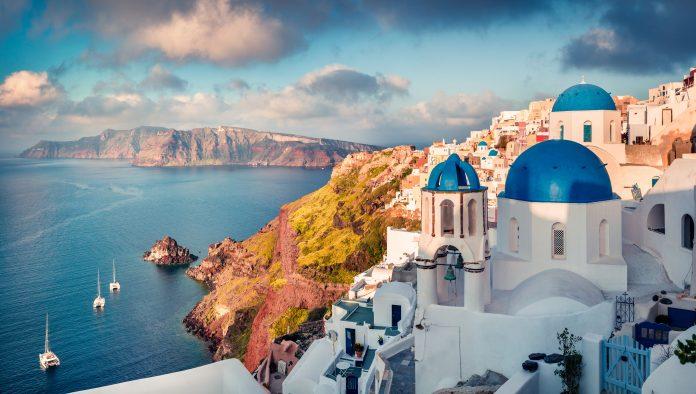 Najbardziej magiczna wyspa - Santorini