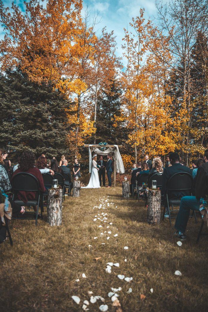 wesele w październiku